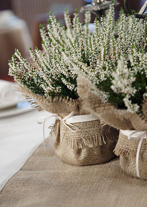 Bomboniera Matrimonio Country Chic : Bomboniere country chic am regardsdefemmes