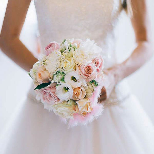 Bouquet Sposa Rotondo.Bouquet Mariana Flowers Style