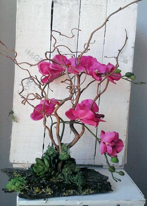 composizione-orchidee-fuxia-terni